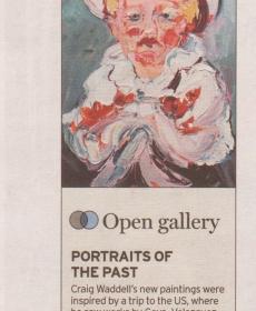 Craig Waddell In Sydney Morning Herald