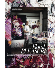 Craig featured in Sept/Oct 2016 Issue of Vogue Living Australia